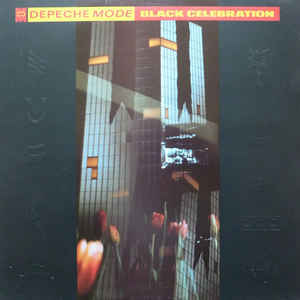 Depeche Mode - Black Celebration - Album Cover