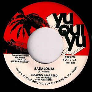 Ricardo Marrero & The Group - Babalonia / My Friend - VinylWorld