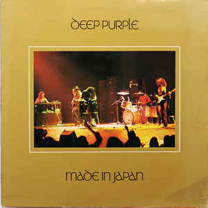 Deep Purple - Made In Japan - Album Cover