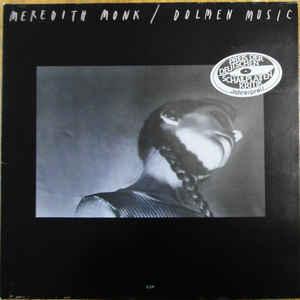 Meredith Monk - Dolmen Music - VinylWorld