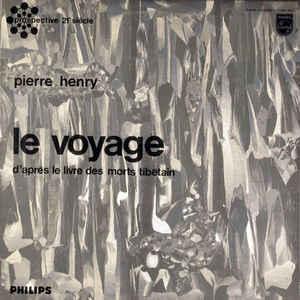 Le Voyage (D'Après Le Livre Des Morts Tibétain) - Album Cover - VinylWorld