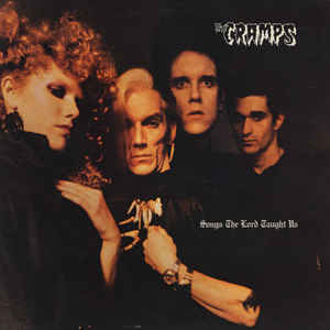 The Cramps - Songs The Lord Taught Us - Album Cover