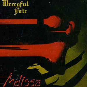 Mercyful Fate - Melissa - Album Cover