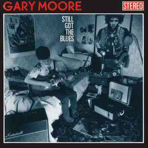 Gary Moore - Still Got The Blues - Album Cover