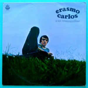 Erasmo Carlos - Erasmo Carlos E Os Tremendões - Album Cover