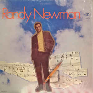Randy Newman - Album Cover - VinylWorld