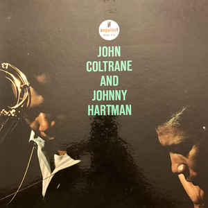 John Coltrane - John Coltrane And Johnny Hartman - Album Cover