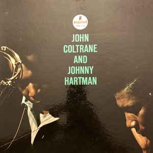 John Coltrane And Johnny Hartman - Album Cover - VinylWorld