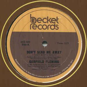 Garfield Fleming - Don't Send Me Away - VinylWorld