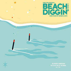 Various - Pura Vida Presents: Beach Diggin' Volume 2 - VinylWorld