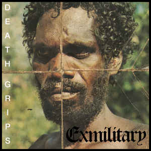 Death Grips - Exmilitary - Album Cover