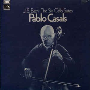 Johann Sebastian Bach - The Six Cello Suites - VinylWorld