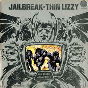 Thin Lizzy - Jailbreak - VinylWorld