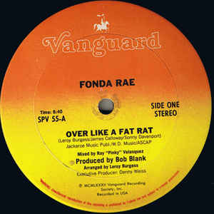 Over Like A Fat Rat - Album Cover - VinylWorld