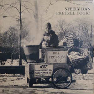 Steely Dan - Pretzel Logic - Album Cover