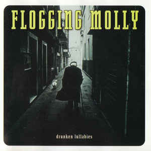 Flogging Molly - Drunken Lullabies - Album Cover