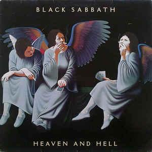 Black Sabbath - Heaven And Hell - Album Cover