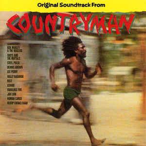"""Various - The Original Soundtrack From """"Countryman"""" - Album Cover"""
