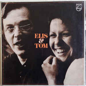 Elis & Tom - Album Cover - VinylWorld