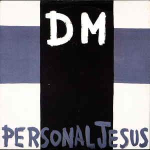 Depeche Mode - Personal Jesus - Album Cover