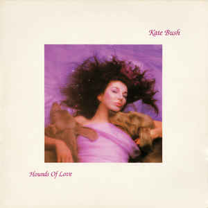 Hounds Of Love - Album Cover - VinylWorld