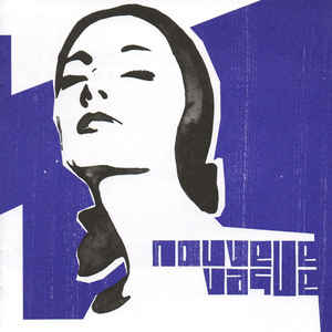 Nouvelle Vague - Nouvelle Vague - Album Cover