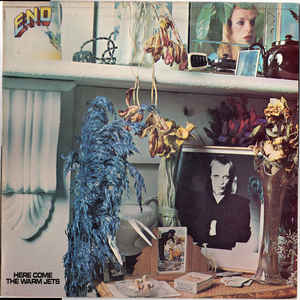 Brian Eno - Here Come The Warm Jets - VinylWorld