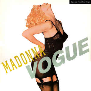 Madonna - Vogue - VinylWorld