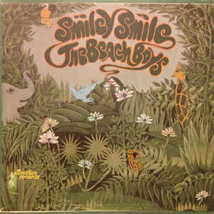 The Beach Boys - Smiley Smile - Album Cover