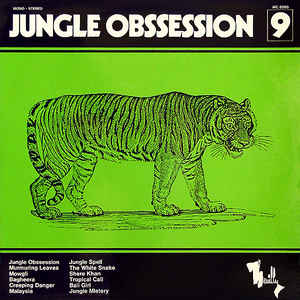 Nino Nardini - Jungle Obssession - VinylWorld
