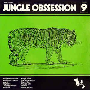Jungle Obssession - Album Cover - VinylWorld