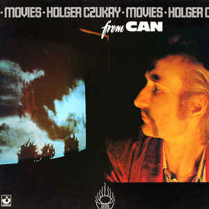 Holger Czukay - Movies - Album Cover
