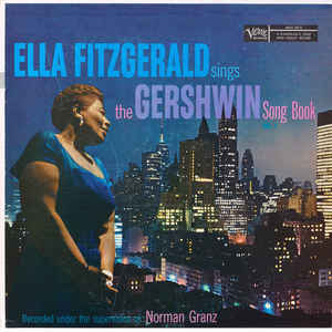 Ella Fitzgerald Sings The Gershwin Song Book Vol. 1 - Album Cover - VinylWorld