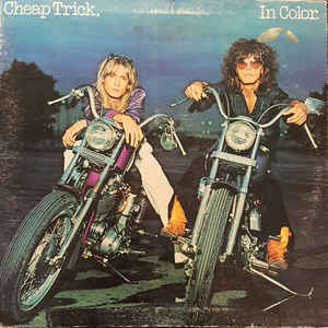 Cheap Trick - In Color - Album Cover