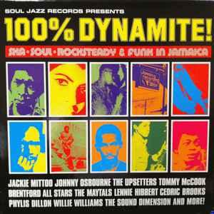 Various - 100% Dynamite! - Album Cover