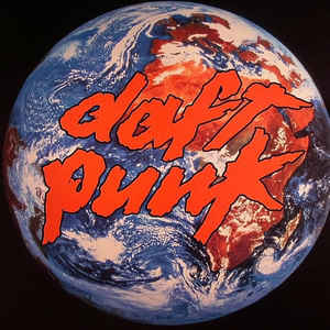 Daft Punk - Around The World - Album Cover