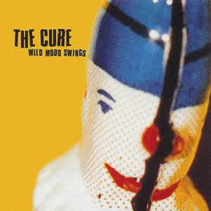 The Cure - Wild Mood Swings - Album Cover