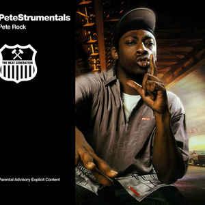 Pete Rock - PeteStrumentals - Album Cover