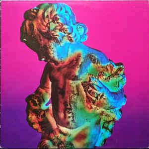 New Order - Technique - Album Cover