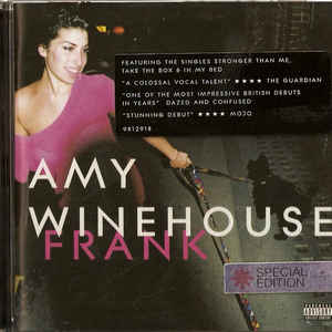 Amy Winehouse - Frank - VinylWorld