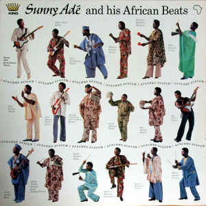 King Sunny Ade & His African Beats - Synchro System - VinylWorld
