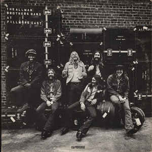 The Allman Brothers Band At Fillmore East - Album Cover - VinylWorld