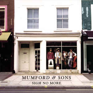 Sigh No More - Album Cover - VinylWorld