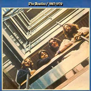 The Beatles - 1967-1970 - Album Cover