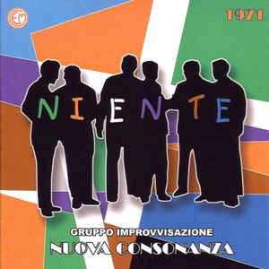 Niente - Album Cover - VinylWorld