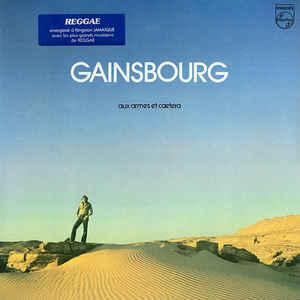 Serge Gainsbourg - Aux Armes Et Cætera - Album Cover