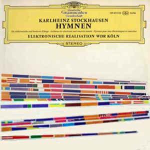 Karlheinz Stockhausen - Hymnen - Album Cover