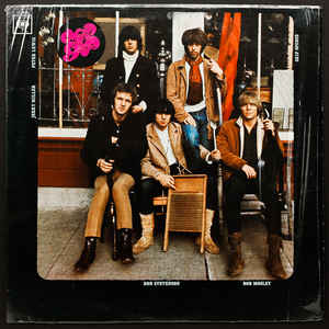 Moby Grape - Moby Grape - Album Cover