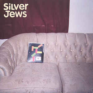 Silver Jews - Bright Flight - Album Cover