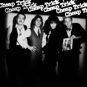 Cheap Trick - Cheap Trick - Album Cover